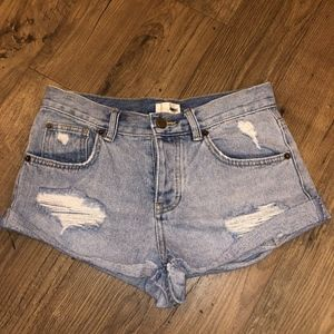Amuse Society Cross Road Shorts